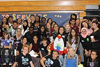 CHS Key Club Hosts Back to School Divisional Rally