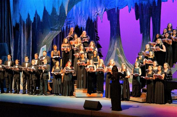CHS Voices to Join the New Orleans Symphony Chorus for a Presentation of Handel Messiah