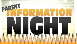 CHS to Host Parent Information Nights