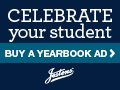 Celebrate your Senior with a Yearbook Ad!