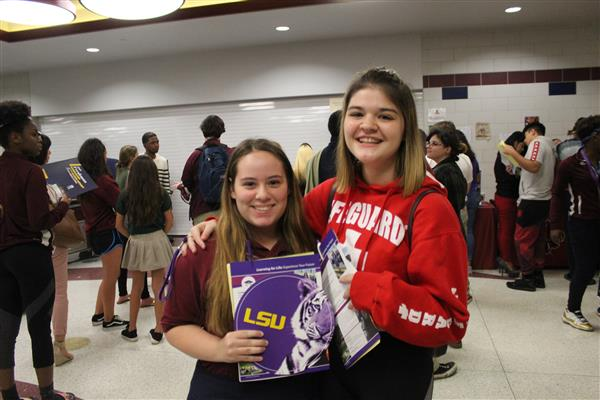 CHS Hosts Annual College Night