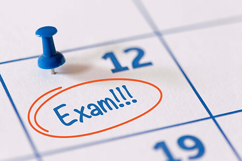 Final Exams Scheduled for December 20 and 21