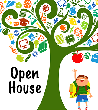 Open House, August 15, 2019, 6:00-7:00
