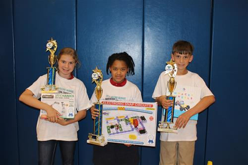 Congratulations to the Winners of Invention Convention.