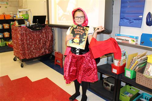 Second Grade Fairy Tale Friday