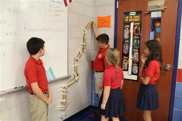 Fourth Grade Force and Motion Projects