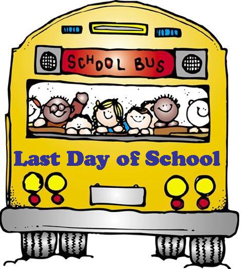 Last Day of School for All Students - May 24th