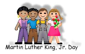 Student Holiday - MLK, Jr. Day - Monday, January 21st