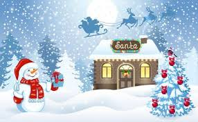 Santa's Workshop - Thursday, December 19th