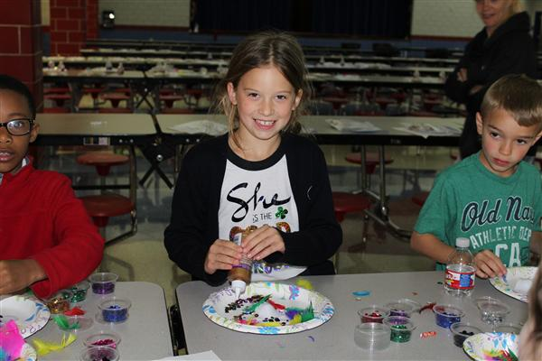 Second Grade's Sights, Sounds, and Sweets of the City Festival