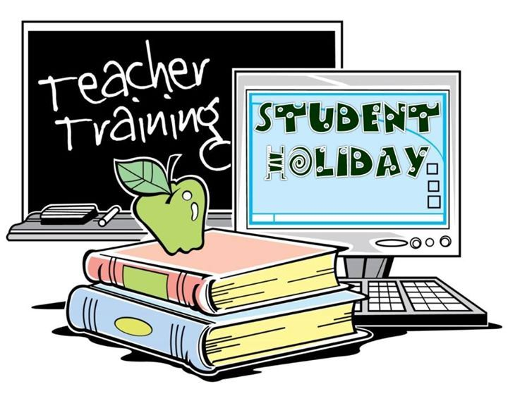 Student Holiday - Tuesday, January 22nd.