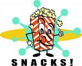 Concession Snack Logo