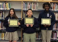 SBM's March Students of the Month