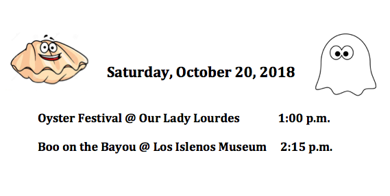 Pep Squad Performs at Oyster Festival & Boo on the Bayou