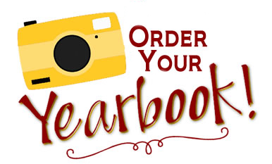 2018-2019 Yearbooks on Sale in Front Office for $16.