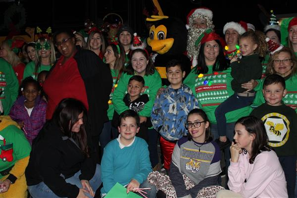 2nd Annual Christmas caroling within our School Community!