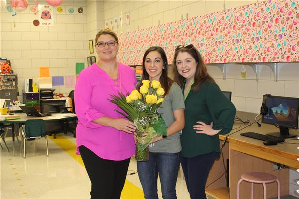 Arlene Meraux Elementary School 2018 Teacher of the Year