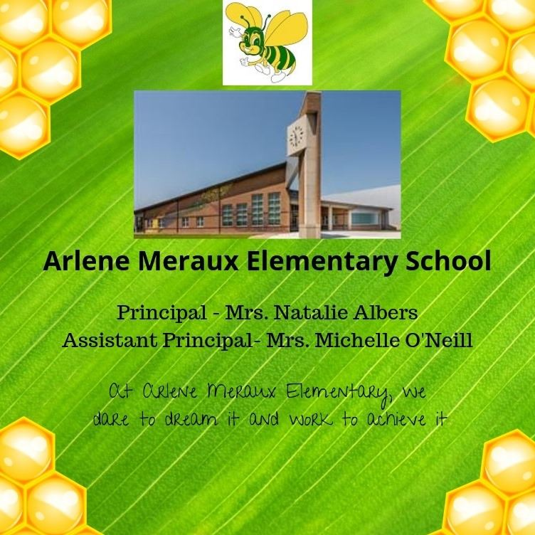 Follow Arlene Meraux Elementary on our Facebook page!