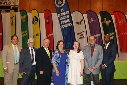 St. Bernard Parish School Board Celebrates Community