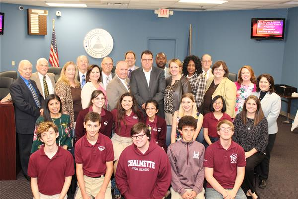 Chalmette Refining Supports Academic Games