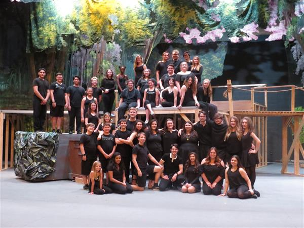 The Performing Arts Academy Presents Into the Woods