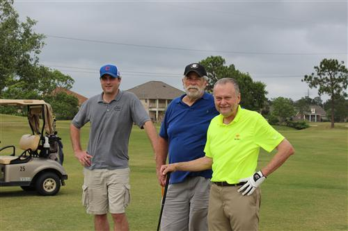 St. Bernard Parish School Board's Lions Club Holds Annual Golf Tournament