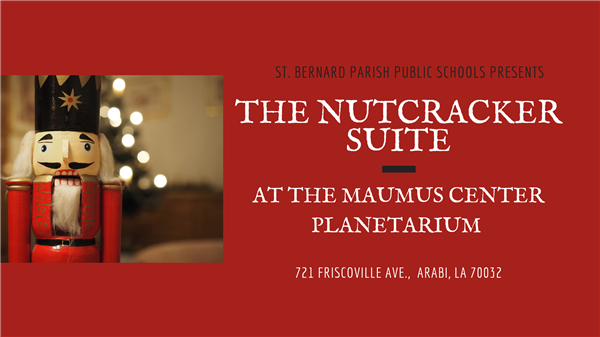 December Public Showings at the Maumus Center Planetarium