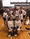 Colonelettes Take Home Several Trophies